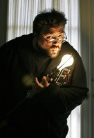 Movie director Kevin Smith.
