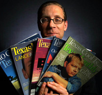 Evan Smith, former Texas Monthly president and editor-in-chief.